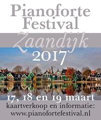 Pianoforte festival Zaandijk 2017