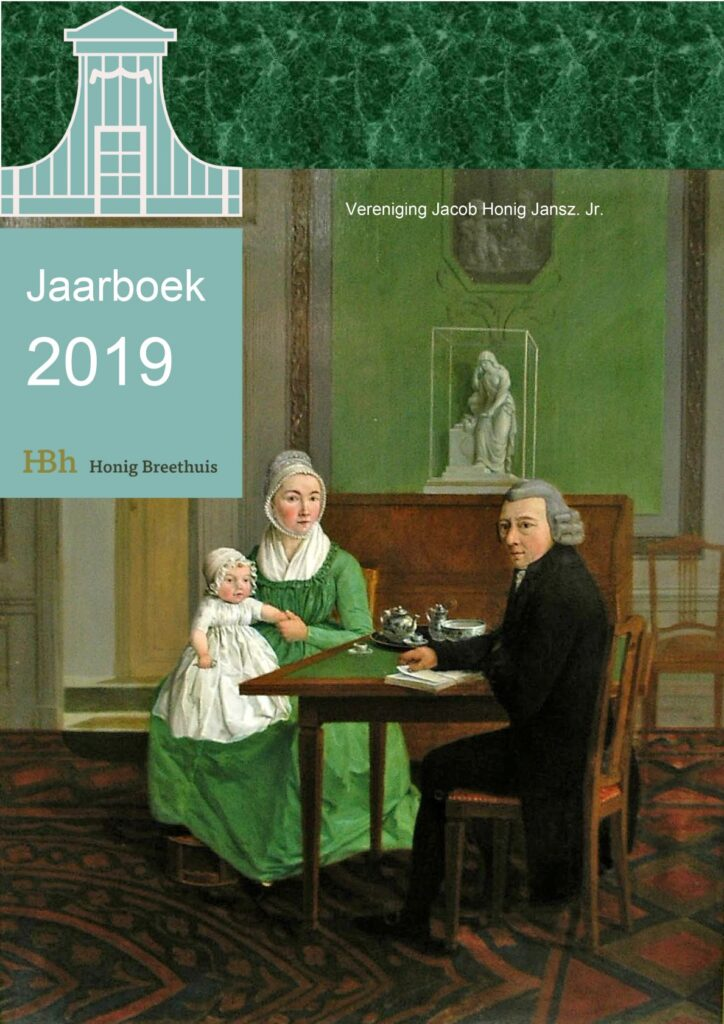 Jaarboek 2019 Cover